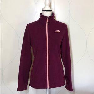 The North Face Morninglory Full Zip Jacket M